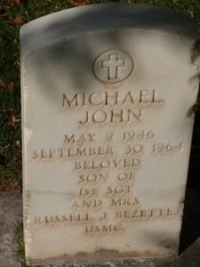 Michael John Bezette