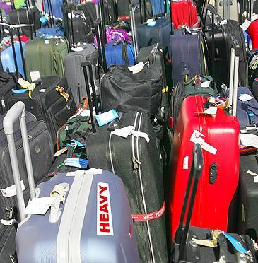 heavy baggage