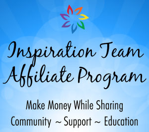 inspired team affiliate program