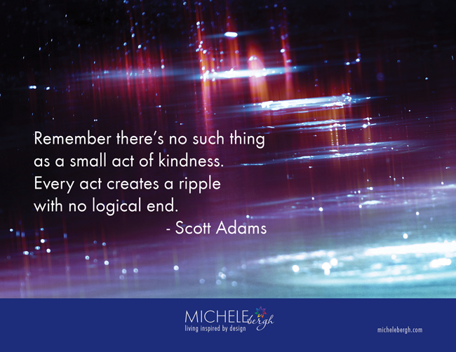 Ripples of Kindness