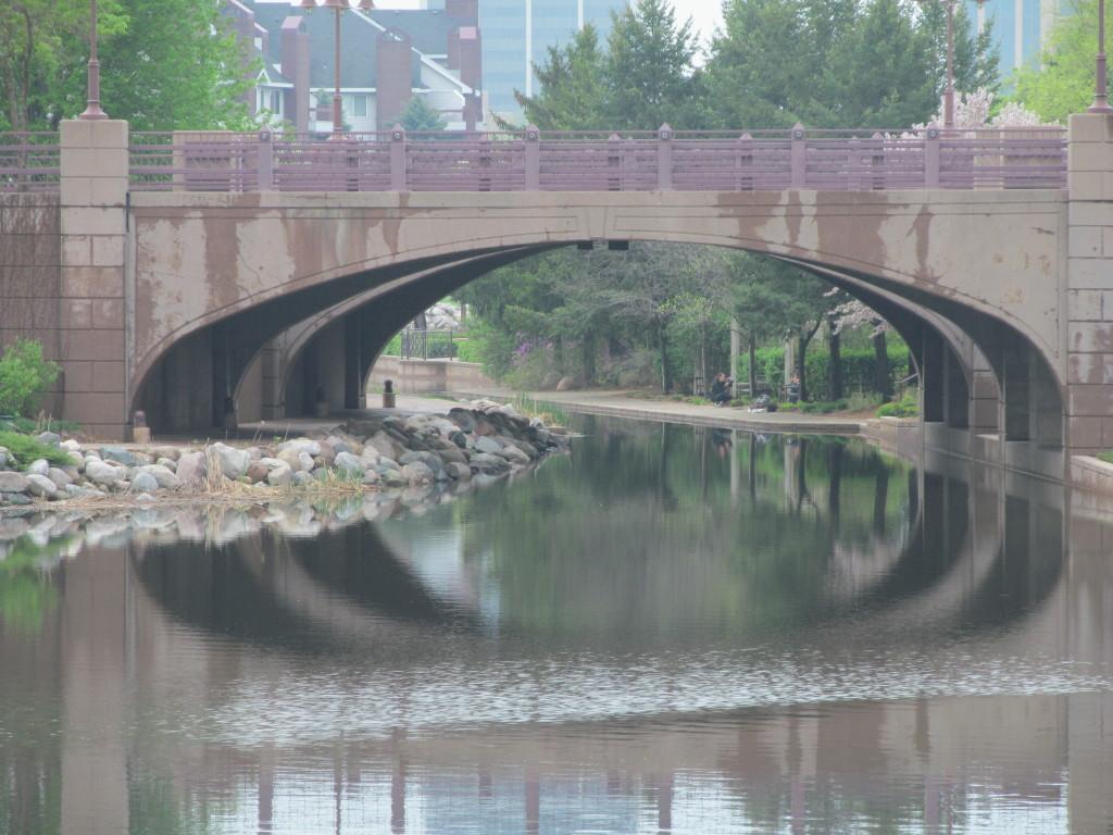 Centennial Park Bridge