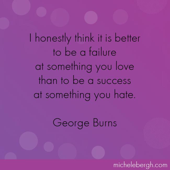 Better to Fail