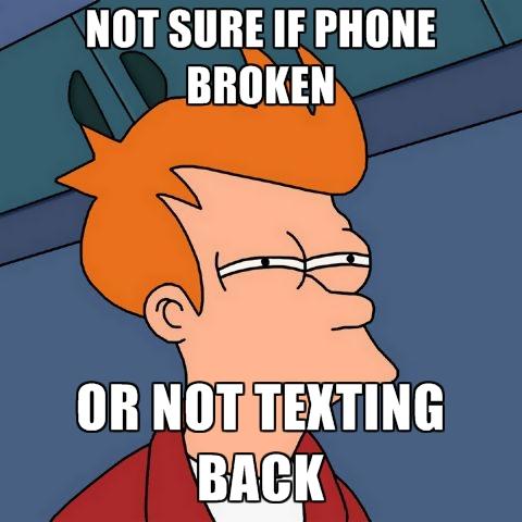 Phone Broken