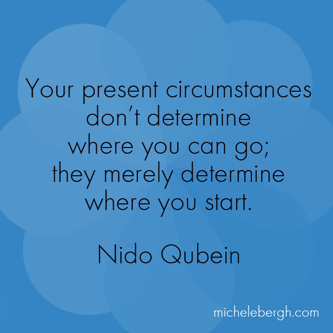 Present Circumstances