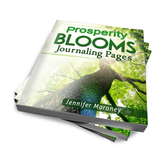 prosperity blooms journaling pages