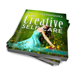 Creative Self Care eBook with Brenda Tonn