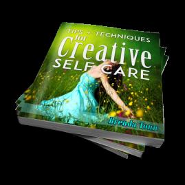 Creative Self Care eBook with Brenda Tonn