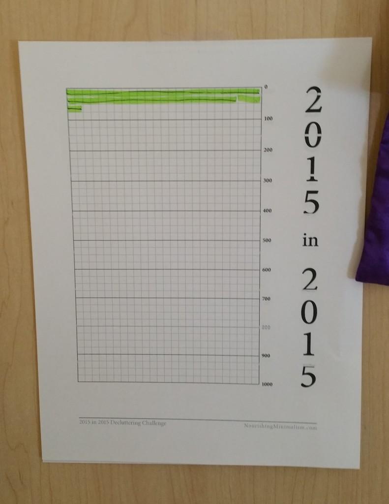 2015 in 2015 declutter challenge