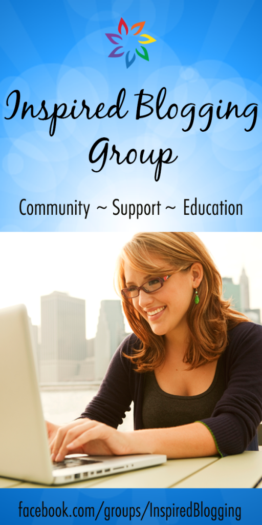 inspired blogging group