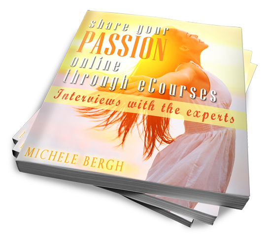 share your passion online through ecourses