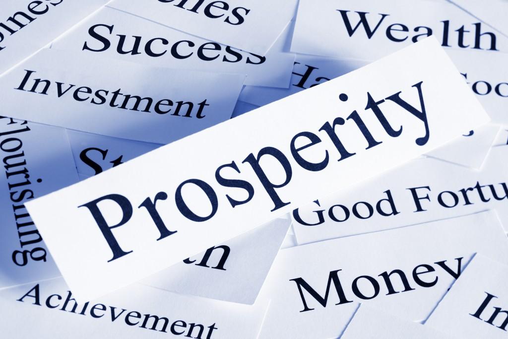 prosperity game