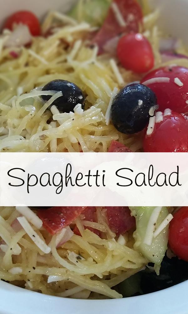 Spaghetti Salad