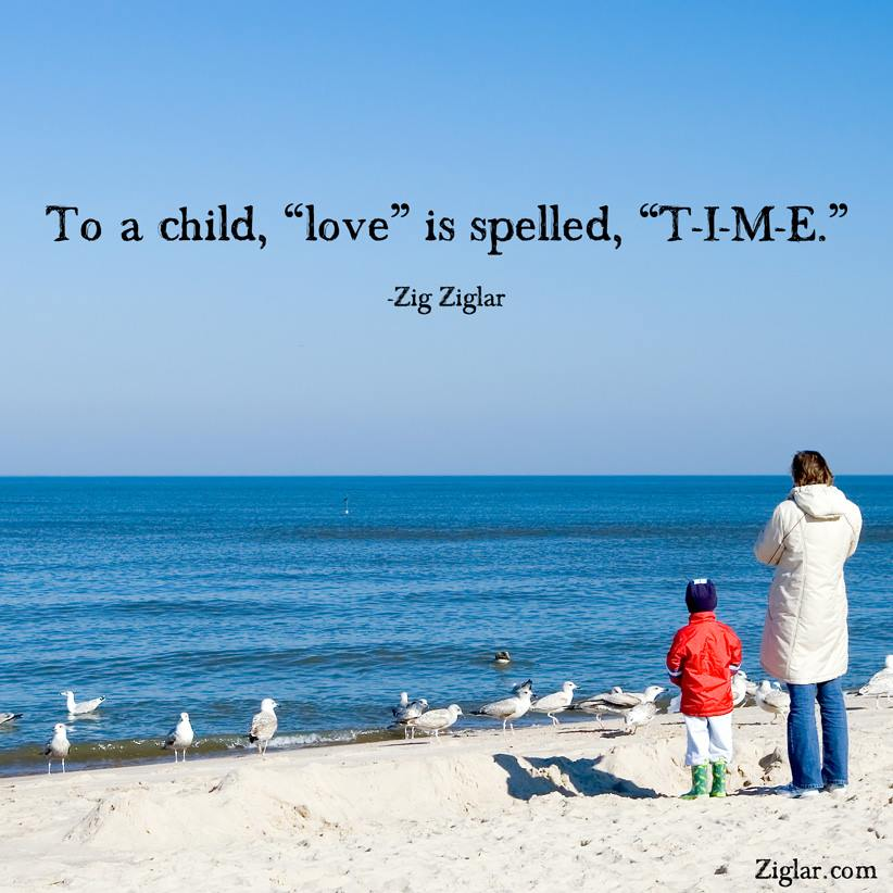 Time is Love