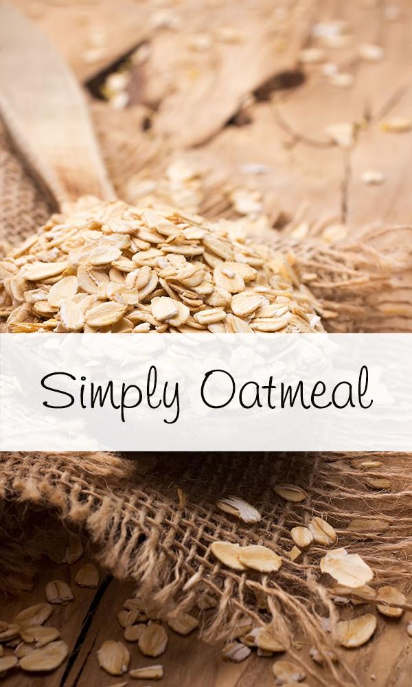Simply Oatmeal
