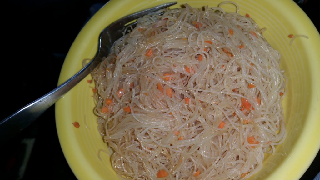 Leann Chin Noodles Copy Cat