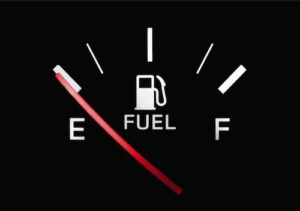 Gas Empty